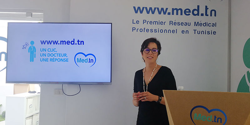 MED.tn continue son ascension et se positionne comme leader de l'univers médical