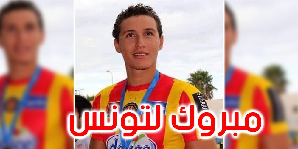 على خطى الحفناوي، محمد مهدي العجيلي يعتلي منصة التتويج