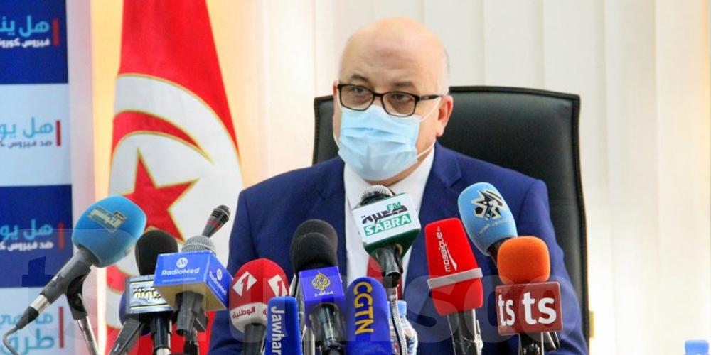 تونس : وزير الصحة يتحدث عن الحجر الصحي الشامل