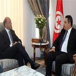 لقاء رئيس الحكومة مع وزير الداخلية الايطالي
