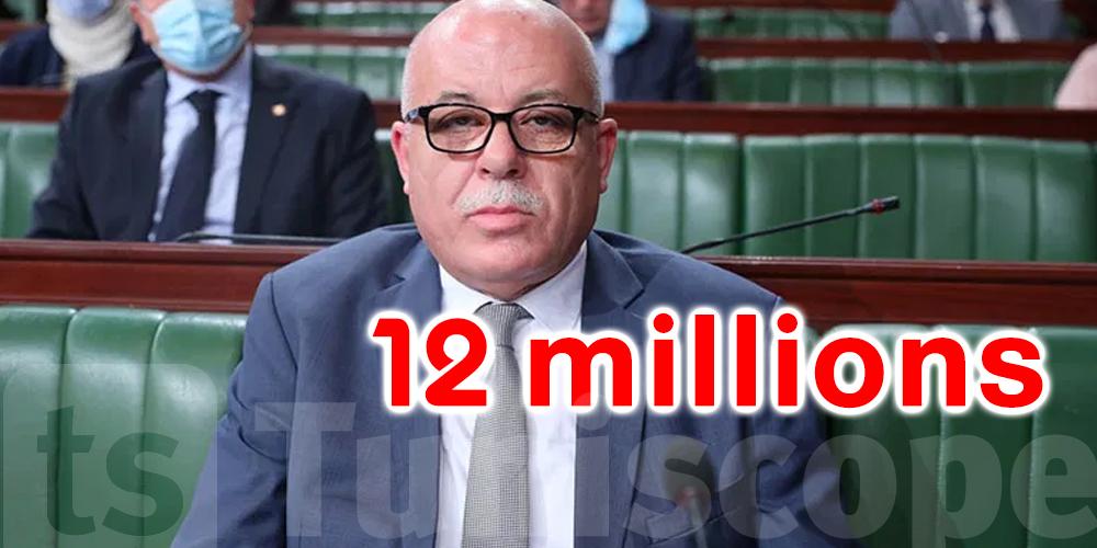 Tunisie-Coronavirus : ''Nous avons commandé 12 millions de doses'', selon Mehdi
