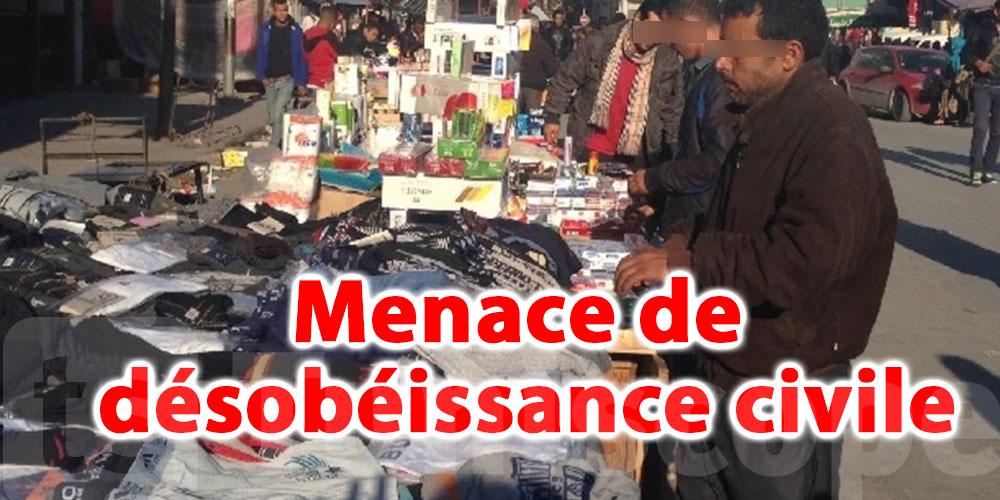 A Sousse, les commerçants des marchés hebdomadaires menacent de désobéissance civile