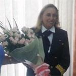 Le Commandant Alia Menchari reçoit le Certificat de la Décoration de la Présidence de la République