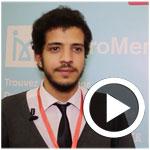 En vidéo : M Amine Dely Présente Mercy Corps et MicroMentor au Salon Start up Expo