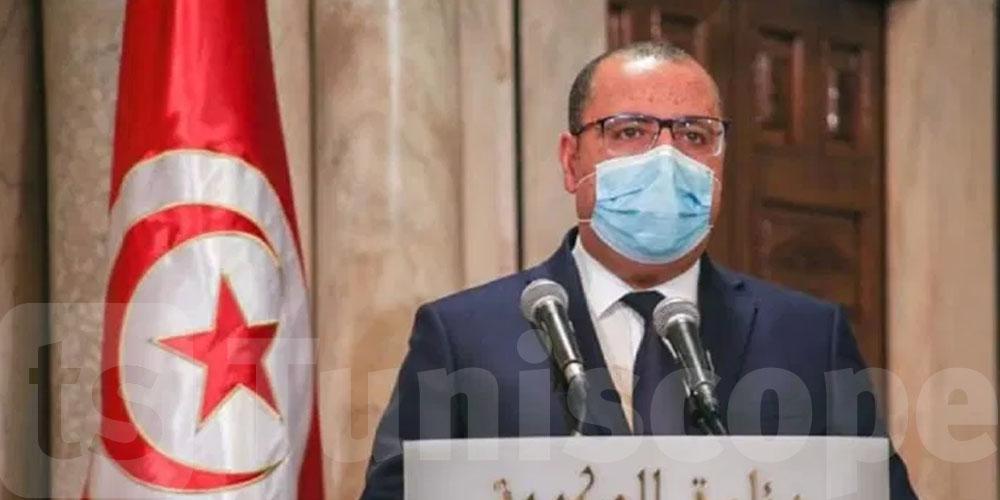 هشام المشيشي :  نسبة الإلتزام بإرتداء الكمامات لا تتجاوز 20 بالمائة