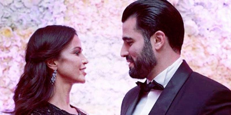 Le message romantique de Habiba Ghribi à son mari le jour de la Saint-Valentin