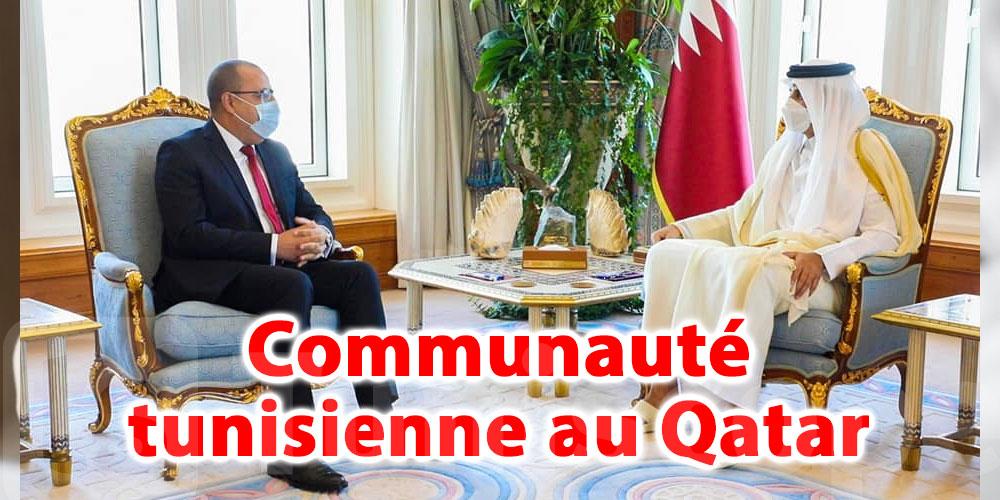 Le message de Mechichi à la communauté tunisienne au Qatar
