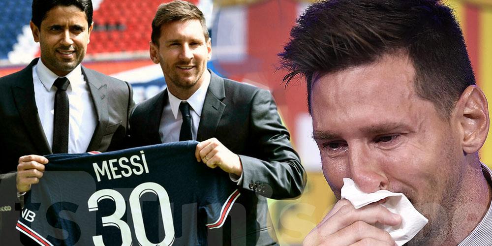 Voilà combien toucherait Messi au PSG