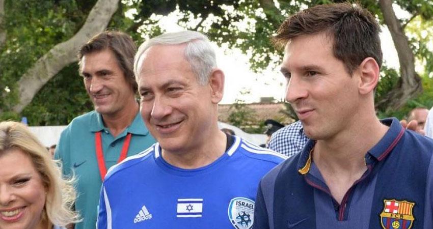 ميسي يزور إسرائيل في نوفمبر المقبل