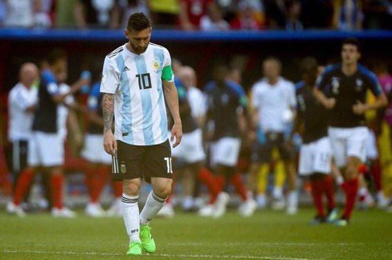 بالفيديو..ملخص مباراة فرنسا والارجنتين