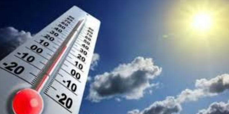 التوقعات الجوية ليوم الثلاثاء 20 أوت
