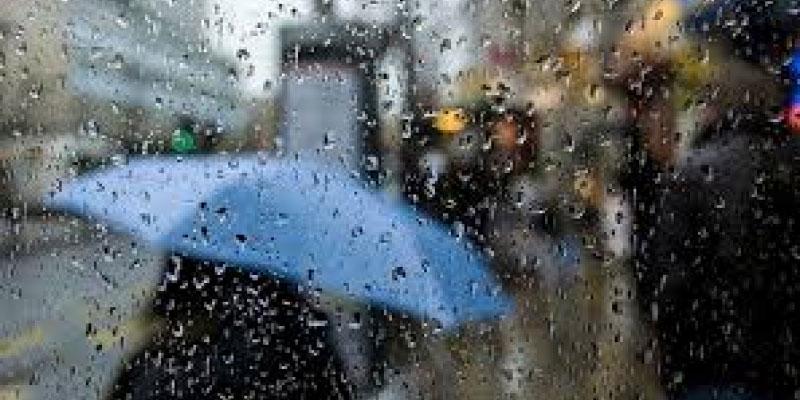 Alerte météo, Pluies orageuses et températures en baisse<