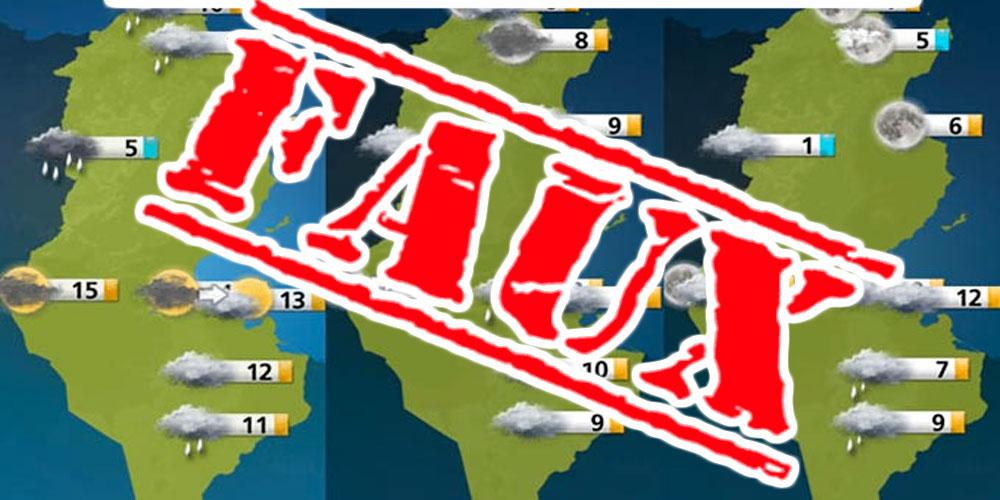 Un agent de l'Institut de météo accusé de falsifier les données climatiques