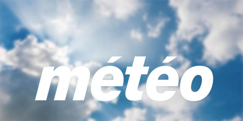 Météo du Weekend : Températures en baisse, samedi