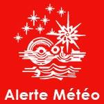 En vidéo : L'Institut national de la météorologie lance un avertissement Météo