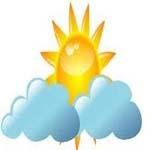 اليوم: بعض السحب والأمطار وانخفاض في درجات الحرارة