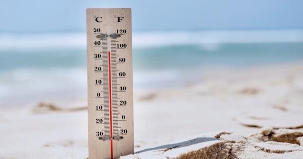 Températures jusqu'à 47°C demain sur le sud-ouest