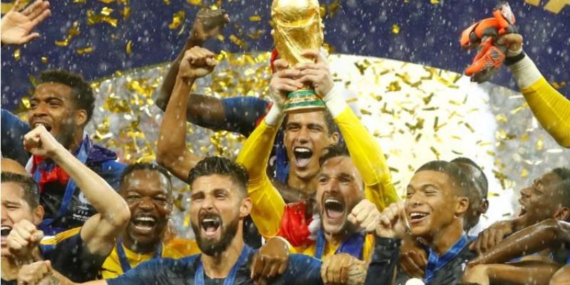 مترو باريس يغير أسماء بعض المحطات بعد الفوز بكأس العالم