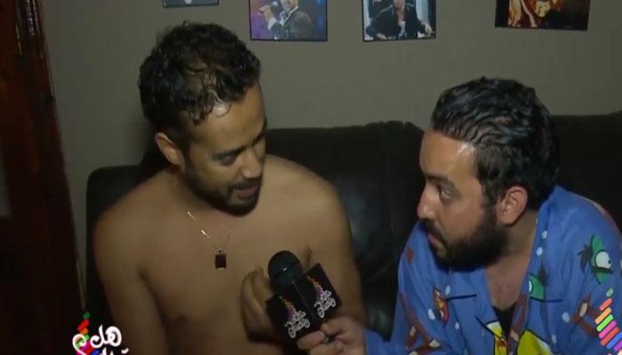 بالفيديو: مقدم فقرة'هل تعلم'يتحول إلى منزل العربي المازني وهكذا انتهى به الأمر
