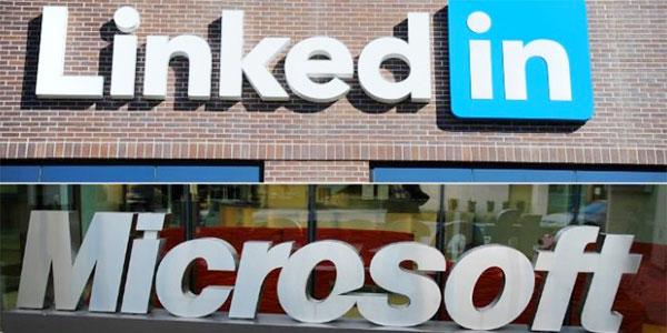 Microsoft va racheter LinkedIn pour 26,2 milliards de dollars