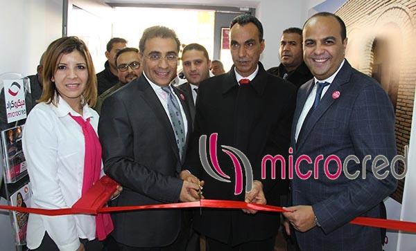 9ème agence de Microcred Tunisie à Tozeur : vivier saharien de l'entreprenariat