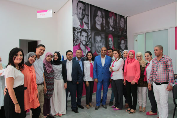 Inauguration de la septième agence de Microcred Tunisie à Jendouba