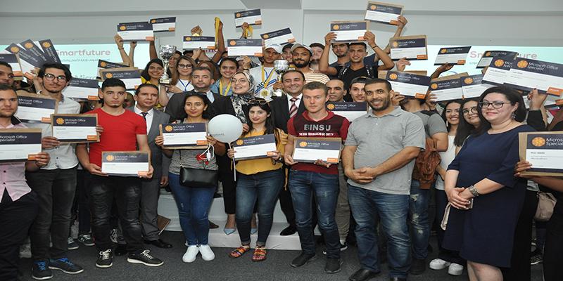 Smartfuture, partenaire de Microsoft et représentant officiel de Certiport en Tunisie, organise le Championnat Microsoft Office Specialist Tunisie 2019