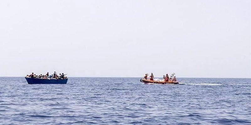اصطدام قارب يوناني بزورق يقل مهاجرين في ''إيجه ''