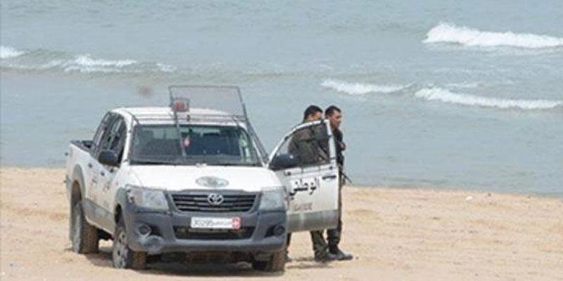 Quinze migrants tunisiens secourus au large de Zarzis