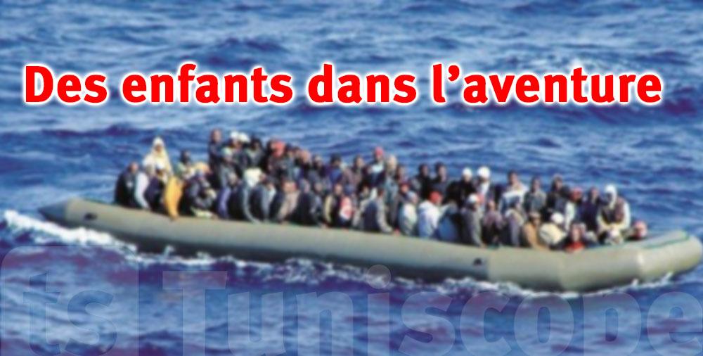 Des familles entières ont tenté aujourd'hui de passer les frontières