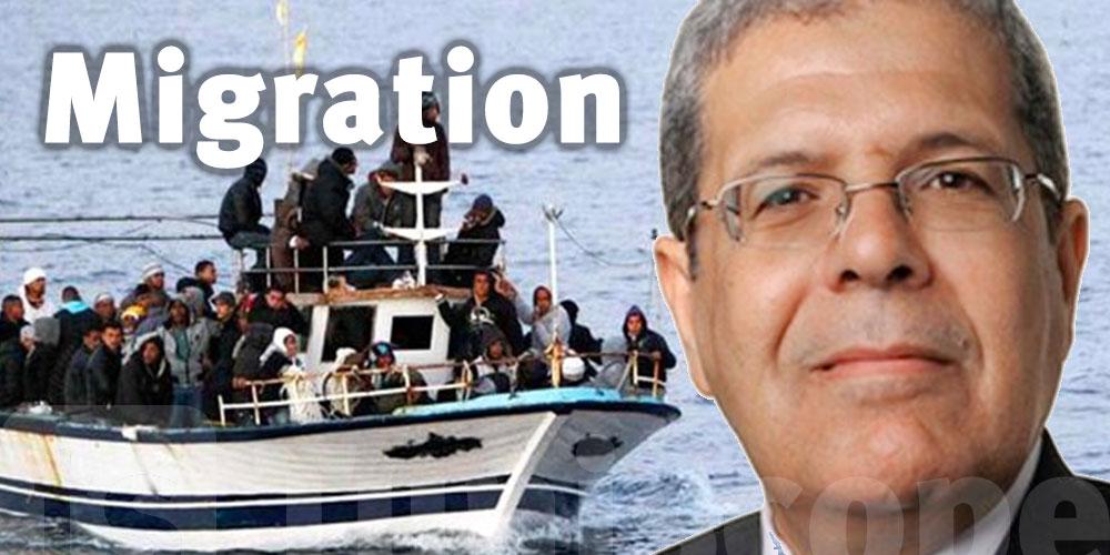La migration, nouvelle patate chaude de Othman Jerandi