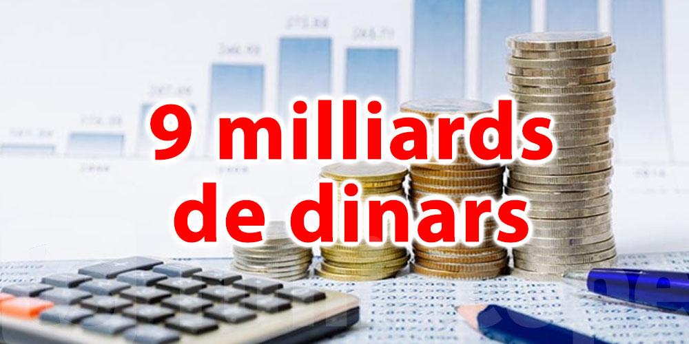 La Tunisie doit combler un trou budgétaire estimé à 9 milliards de dinars
