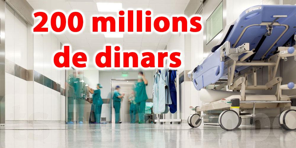 200 millions de dinars de dettes libyennes envers les cliniques tunisiennes