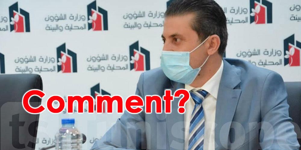 Quelles avaient été les conditions d'arrestation du ministre de l'environnement ?
