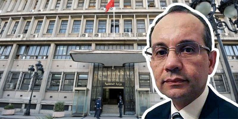 Le ministre de l'Intérieur annonce le recrutement de 7 mille agents
