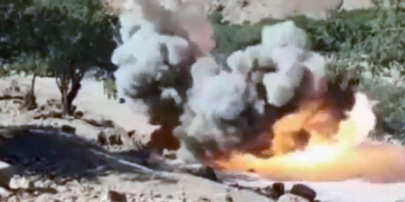 9 martyrs tombent suite à l'explosion d'une Mine à Jendouba