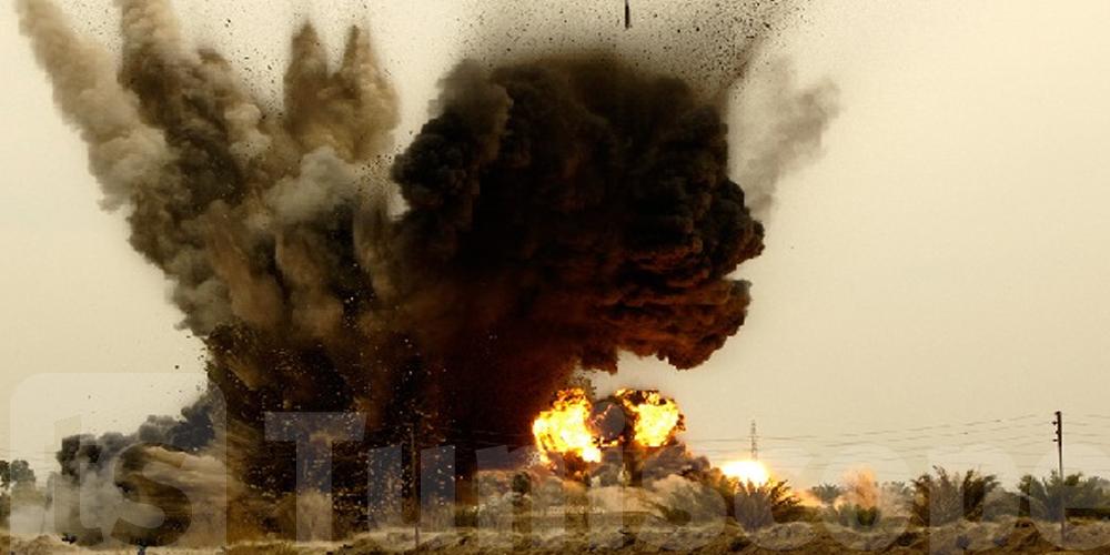 Tunisie : Explosion d'une mine