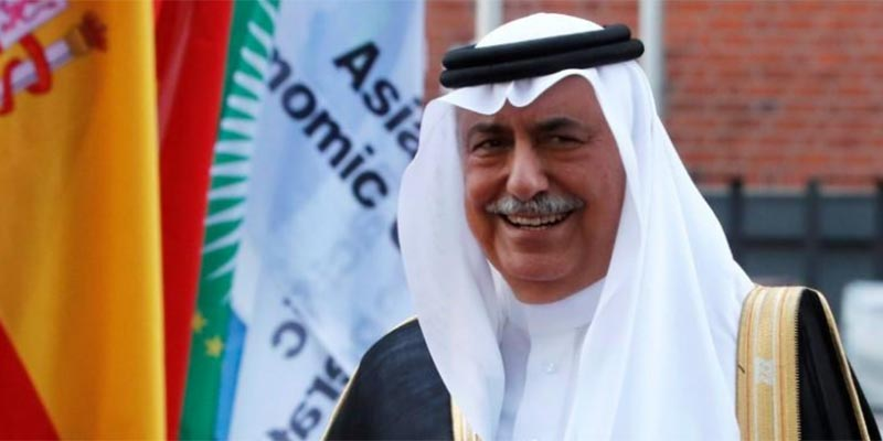 وزير سعودي كان محتجزا في حملة على الفساد يرأس وفد المملكة في دافوس
