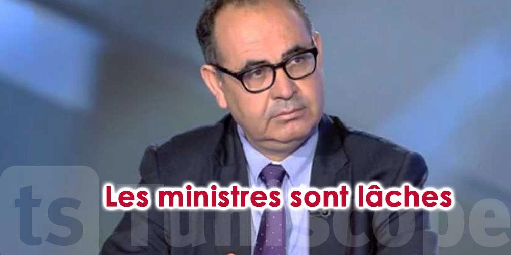 Les ministres sont lâches, selon Mabrouk Korchid