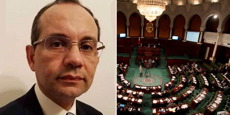 Une séance de questionnement du ministre de l'intérieur à l'ARP, le 29 octobre