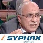 En vidéo : le ministre du transport annonce que Syphax Airlines ne fermera pas