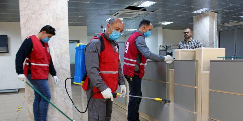 5 nouveaux cas de coronavirus en Libye