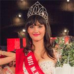 En photos : La nouvelle Miss Tunisie 2014 Wahiba Arres de Menzel Bourguiba
