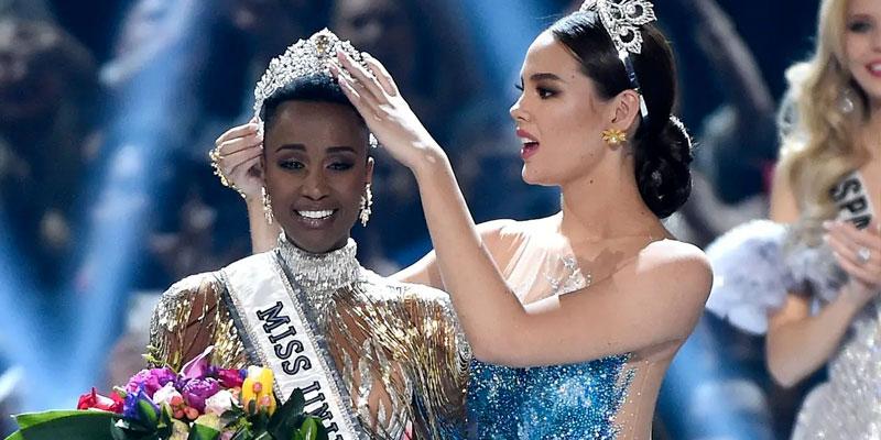 Pour la première fois, une femme noire élue Miss Univers 2019