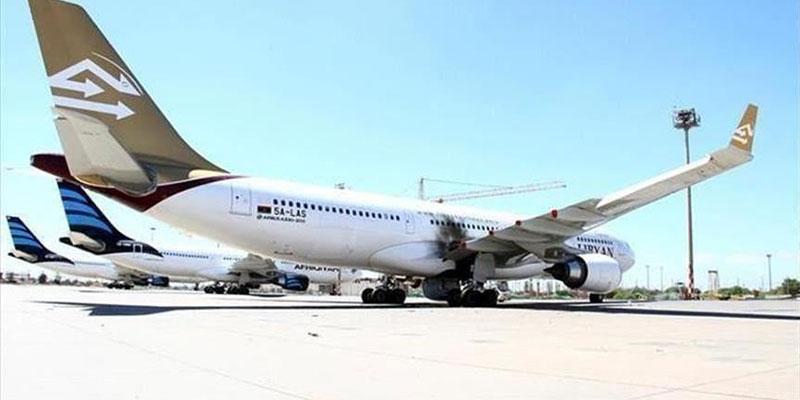 ليبيا: طيران حربي يقصف مطار معيتيقة في طرابلس