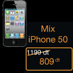 iPhone 4 en Tunisie l'offre MixiPhone