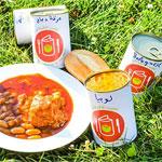 Une société propose la Mise en Conserves des repas pour les particuliers