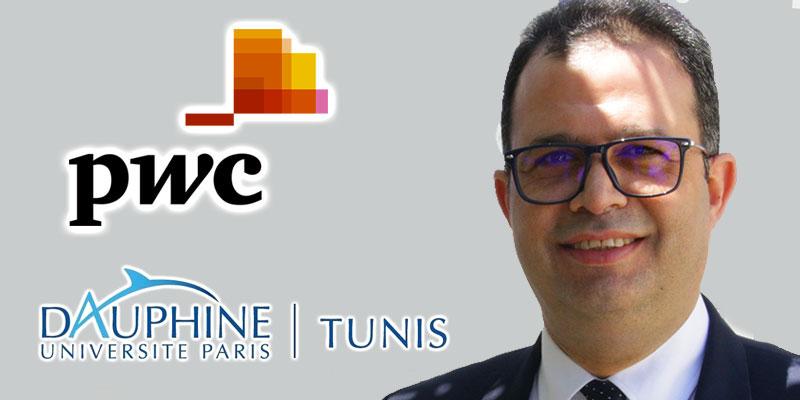 En vidéo : Moez Kamoun, présente la synergie entre Dauphine & Pwc