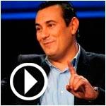 بالفيديو : معز بن غربية يودع برنامج التاسعة مساء على قناة التونسية