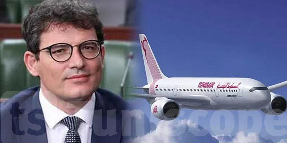Ministre du Transport : Tunisair se redressera en 2024-2025